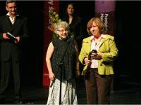 The Angelus Prize. Natalja Gorbanewskaja & Svetlana Alexievich © Photo Mirosław Koch