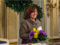 Svetlana Alexievich – Nobel Lecture 7.12.2015 © Photo M. Kabakova