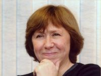 Photo from the archive of S. Alexievich