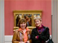 S.A & Olga Sedakova, Berlin 2009© photo by M.Kabakova