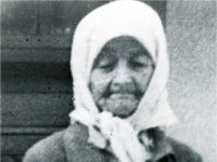 Grandmother S.A. Photos from the archive of S. Alexievich