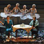«Время секонд хэнд», Омский Академический театр драмы, Омск, Премьера состоялась 17 июня 2018 года