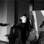 У войны не женское лицо. музыкально-драматическая композиция. Театр «Город». Самара. 2012