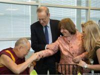 Встреча с Далай-ламой Вашингтон. 2016
