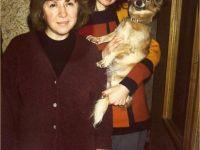 В минской квартире, 2000 -- Фото из архива С. Алексиевич