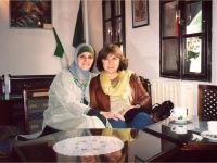 В Сараево (Босния), 2005 -- Фото из архива С. Алексиевич
