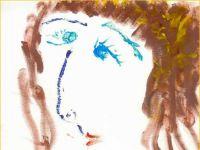 Портрет работы Нины Горлановой